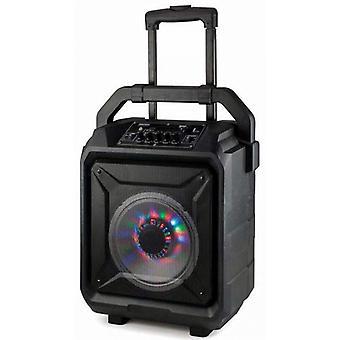 Portable Bluetooth Speakers Daewoo DSK-395 FM LED 40W Black