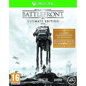Star Wars Battlefront Ultimate Edition Xbox One-game