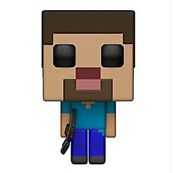 Minecraft Steve Pop! Vinyyli