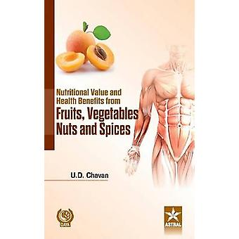 Nutritional Value and Health Benefits Frome Fruits by Chavan U.D.