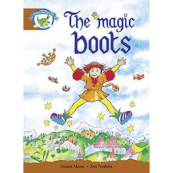 Literacy Edition Storyworlds Stage 7 Fantasy World The Magic Boots