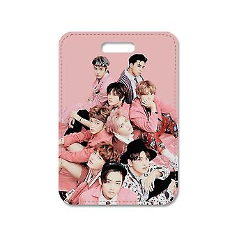 K-pop NCT 127 Large Bag Pendant