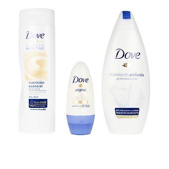 Dove Hidratación Ritual Neceser Set 3 Pz Unisex