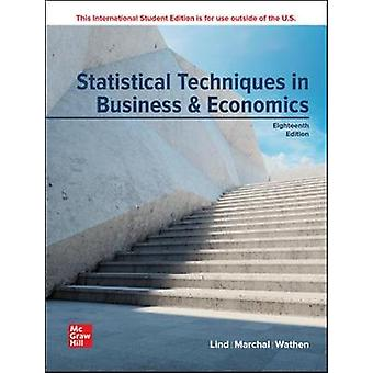 ISE Statistical Techniques in Business and Economics by Douglas Lind