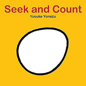 Seek and Count by Yusuke Yonezu - 9789888341399 Book