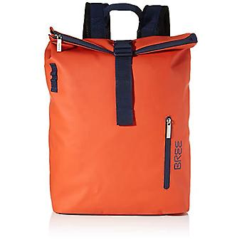 BREEPunch 712 Pumpkin Backpack S W19Unisex - AdultoZainiArancione (Pumpkin)15x42x34 centimeters (B x H x T)