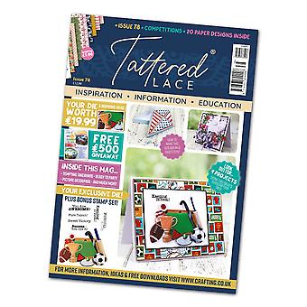 Tattered Lace Magazin Ausgabe 78