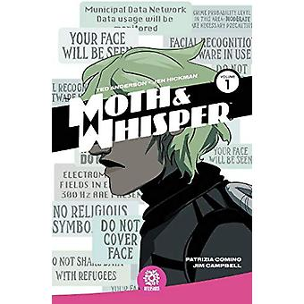 Moth & Whisper Vol. 1 by Ted Anderson - 9781949028096 Book