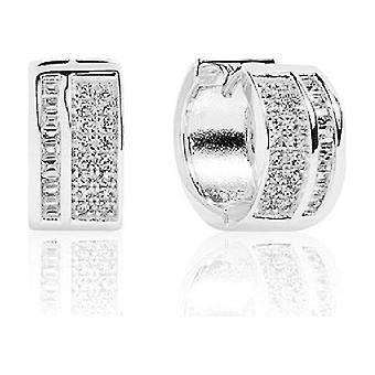 Sif Jakobs Earrings 925/-Silver SJ-E1028-CZ