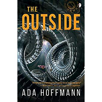 The Outside door Ada Hoffmann - 9780857668134 Boek