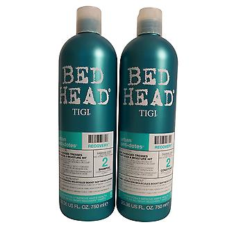 TIGI Bed Head Urban Anti Dotes Shampoo & Conditioner opsving sæt 25.36 Ounce hver