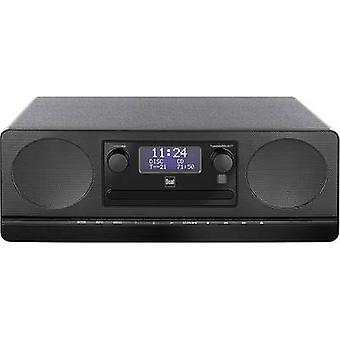 Dual DAB 420 BT Radio CD speler DAB+, FM AUX, Bluetooth, CD Black