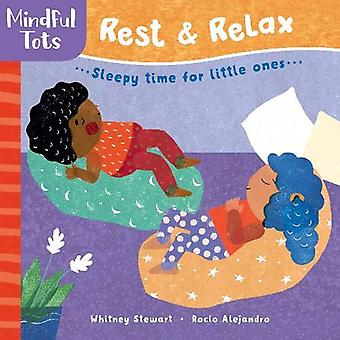Mindful Tots - Rest & Relax by Whitney Stewart - 9781782859352 Book