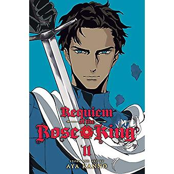 Requiem of the Rose King - Vol. 11 by Aya Kanno - 9781974710133 Book