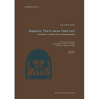 Hieratic Texts From Tebtunis - Frederik Ludvig Nordens Travels in Egyp