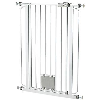 Bettacare Extra Tall Pet Gate With Cat Flap