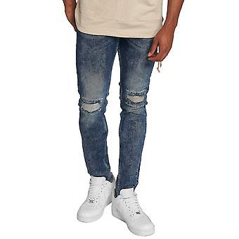Bangastic Herren Slim Fit Jeans Alonzo