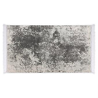 Bunte Jaineba gedruckt Teppich in Micro Printed Polyammid, L80xP150 cm