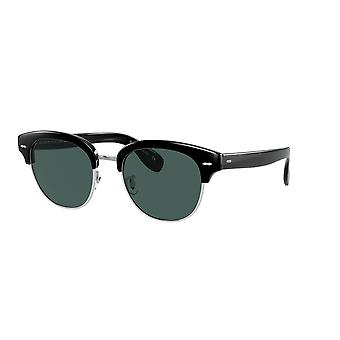 Oliver Peoples Cary Grant 2 Sun OV5436S 10053R Black/Blue Polarised Sunglasses