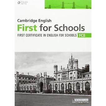 Practice Tests for Cambridge FCE for Schools Teachers Book by Cengage