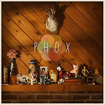 Phox - Phox [CD] USA import