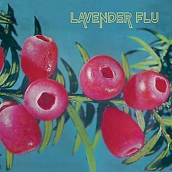 Lavender Flu - Mow the Glass [CD] USA import