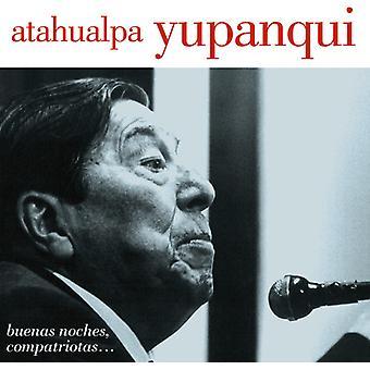 Atahualpa Yupanqui - Buenas Noches Compatriotas [CD] USA import