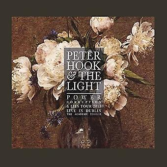 Peter Hook & the Light - Power Corruption & Lies: Live in Dublin [CD] USA import