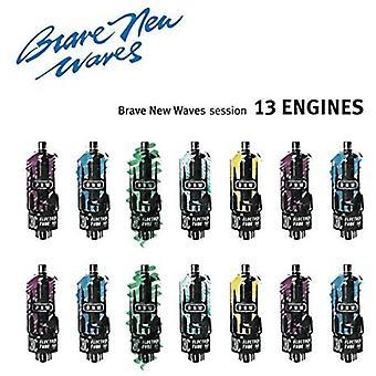 13 moteurs - Brave New Waves Session [Vinyl] USA import
