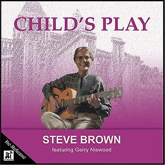 Steve Brown - Child's Play [CD] USA import