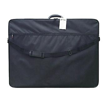 ArtWay - Portfolio Carry Case - Shoulder and Internal Straps - Internal and External pockets - A1/A2/A3