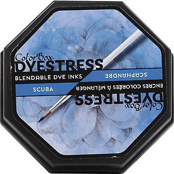 Clearsnap Colorbox Väritys Sekoitettava väriaine Muste Täysikokoinen Scuba