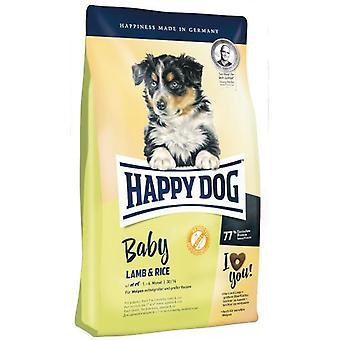 Happy Dog Baby Lamb & Rice Heart Meal (Собаки, Корм для собак, Сухой корм)