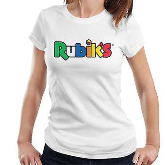 Rubik's Classic Logo Women's T-Shirt