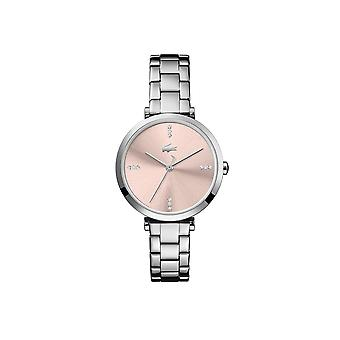 Lacoste 2001145 Women's Rose Gold Tone Dial Wristwatch