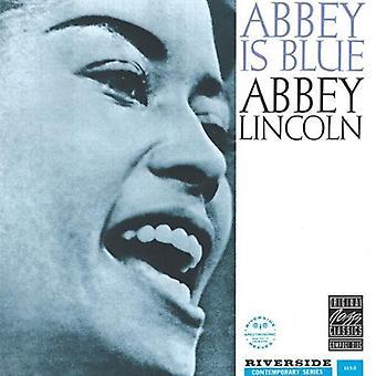 Abbey Lincoln - Abbey är blå [CD] USA import