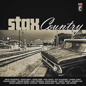 Various Artist - Stax Country [CD] USA import