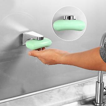 Mágneses szappantartó -elegent eszköz ingyenes rozsdamentes szivacs