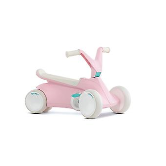 BERG GO² Roze Pedaal Scooter