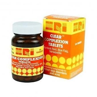 HRI-kirkas Complexion 60 tabletti