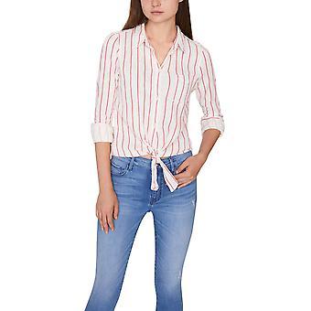 Pyhäkkö | Hayley raidallinen solmio-hem paita