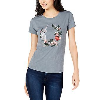 Lucky Brand | Puuvilla Graafinen T-paita