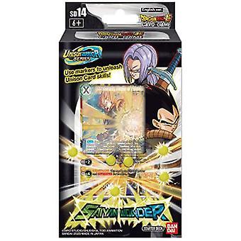 Dragon Ball Super CG Starter Deck 14 Saiyan Wonder (Pachet de 6)