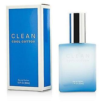 Clean Cool Cotton Eau De Parfum Spray 30ml or 1oz