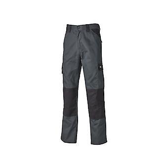 Dickies Everyday Trousers Grey & Black Waist 38in Leg 31in DICED24738R