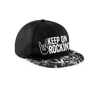 CID Originals Keep On Rockin Snapback Cap