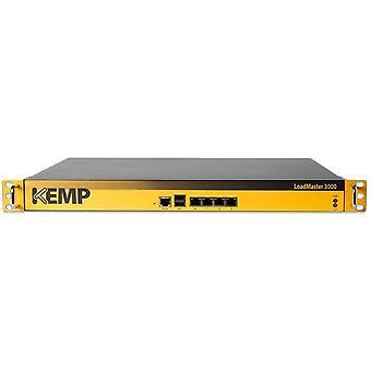 KEMP TECHNOLOGIES LoadMaster 3000, Server Load Balancing Hardware 1U KEMPLM-3000