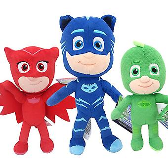 Pj Masks Catboy Owlette Gekko Romeo Cartoon Collection Figures