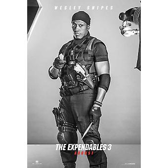 The Expendables 3-Film-Poster (11 x 17)