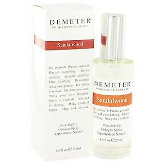 Demeter Sandalwood by Demeter Köln Spray 4 oz (naiset) V728-428945